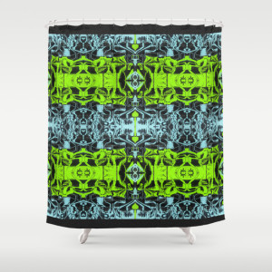 Style Mesh_SHOWER CURTAIN_71 BY 74