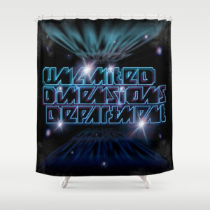 Unlimited Dimensions Department_SHOWER CURTAIN