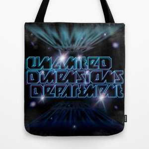 Unlimited Dimensions Department_TOTE BAG_16 X 16_1